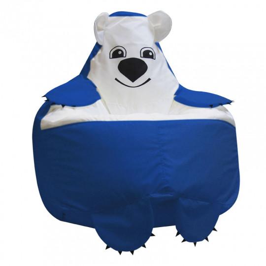 МИШКА полиэстер синий