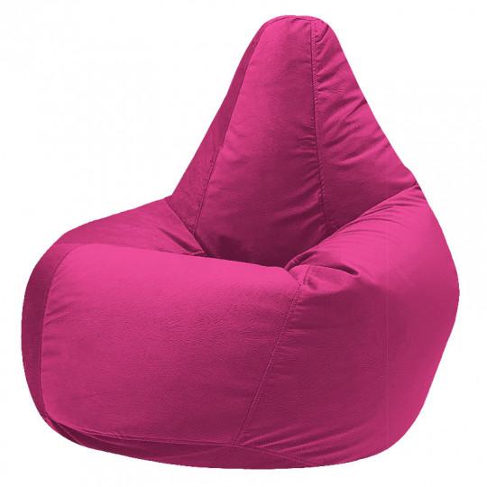 КАМЕДИ велюр с текстурой розовый ф-541