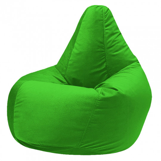 КАМЕДИ велюр с текстурой зеленый ф-522