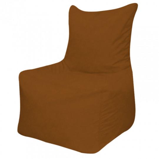 КОМФОРТ экокожа коричневый 111
