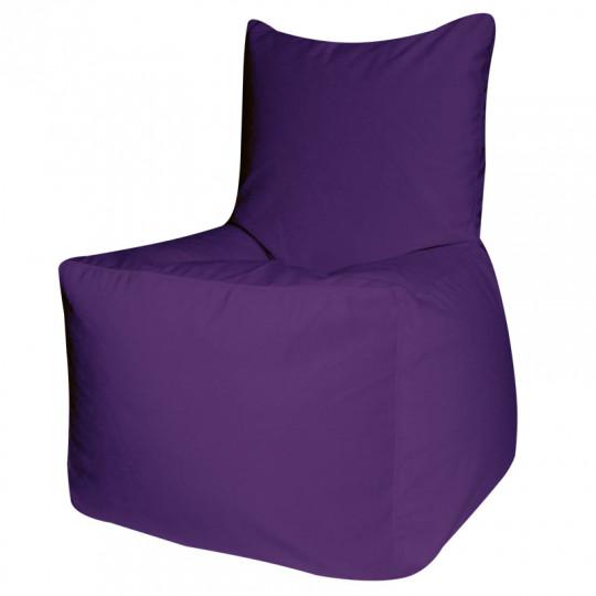 КОМФОРТ велюр бархатистый фиолетовый э-27