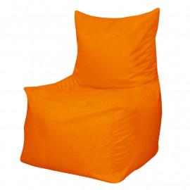КОМФОРТ велюр с текстурой оранжевый ф-008