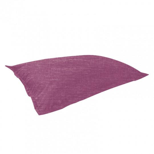 МАТ (ПОДУШКА) рогожка розовый 18D