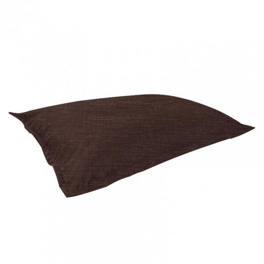МАТ (ПОДУШКА) рогожка темно-коричневый 15D