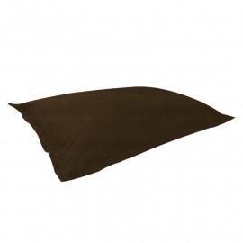 МАТ (ПОДУШКА) велюр бархатистый коричневый э-20