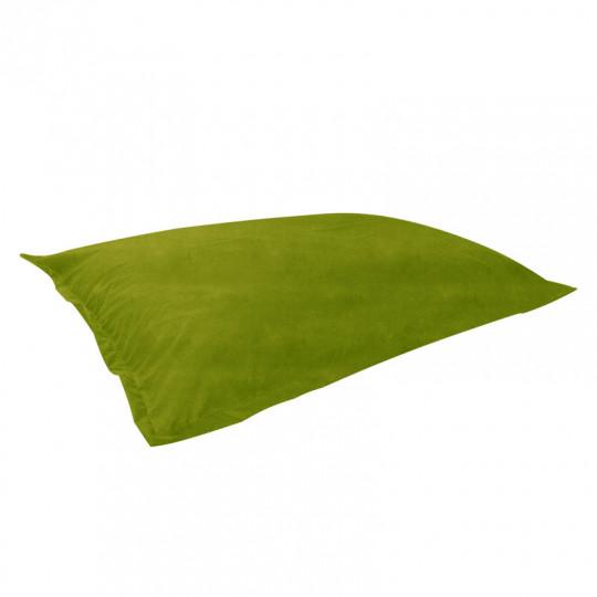 МАТ (ПОДУШКА) велюр бархатистый оливковый э-21