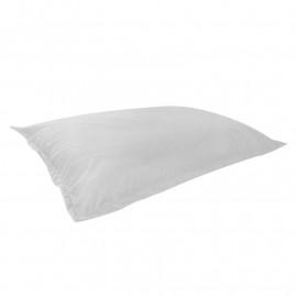 МАТ (ПОДУШКА) велюр с текстурой белый ф-001