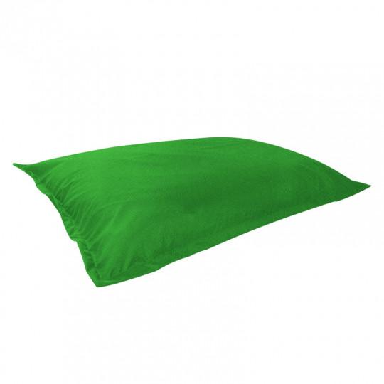 МАТ (ПОДУШКА) велюр с текстурой зеленый ф-522