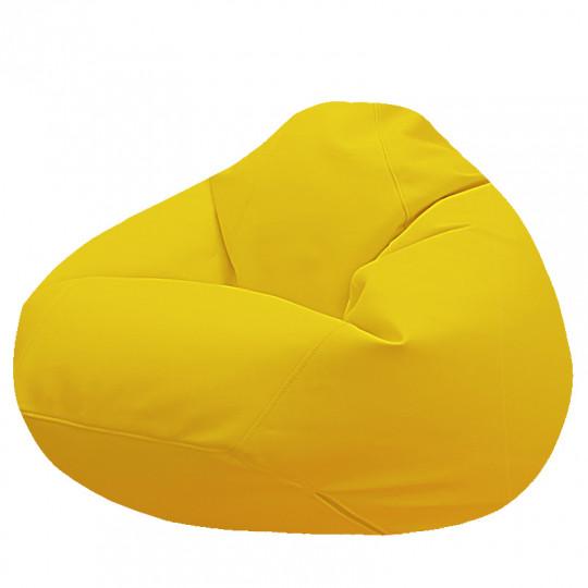 ПРОСТОРНОЕ экокожа желтый 411