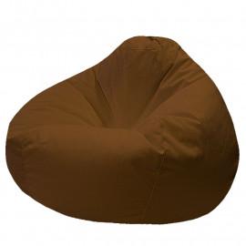 ПРОСТОРНОЕ велюр с текстурой коричневый ф-510