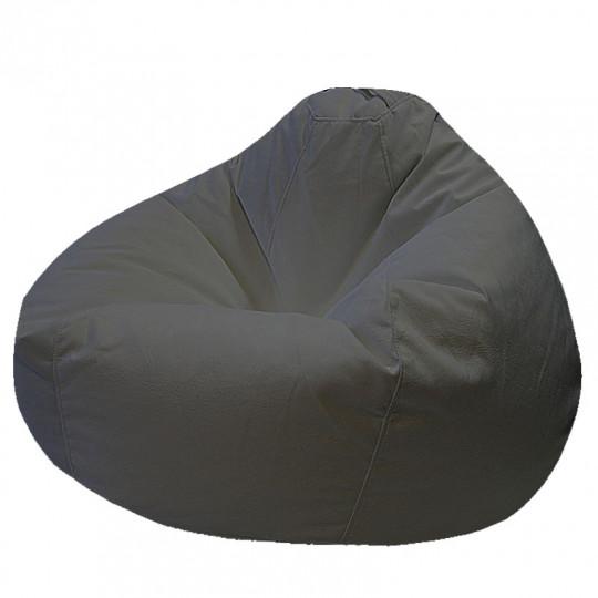 ПРОСТОРНОЕ велюр с текстурой серый ф-017