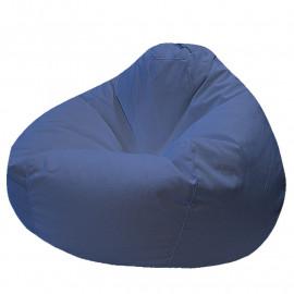 ПРОСТОРНОЕ велюр с текстурой сине-голубой ф-732