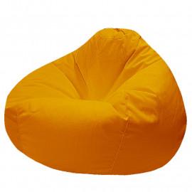 ПРОСТОРНОЕ велюр с текстурой желтый ф-007