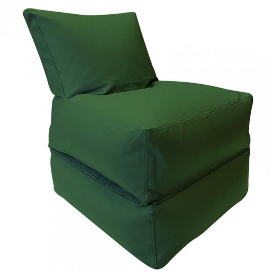 РЕЛАКС (ТРАНСФОРМЕР) экокожа зеленый 412