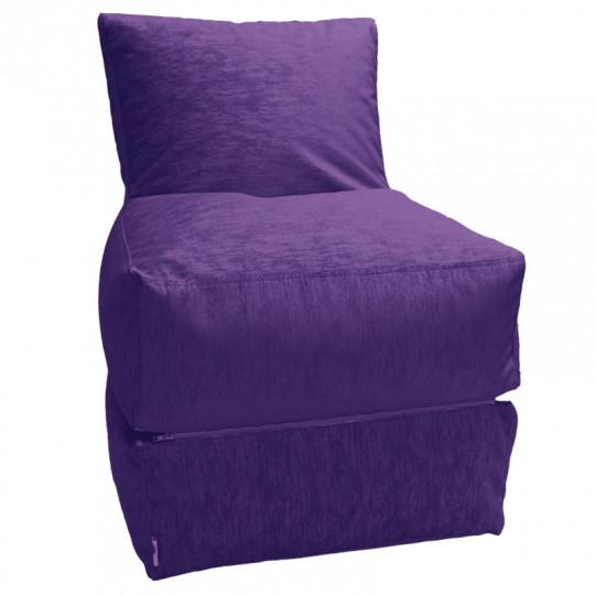 РЕЛАКС (ТРАНСФОРМЕР) микровелюр фиолетовый 027