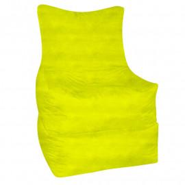 РЕЛАКС (ТРАНСФОРМЕР) велюр бархатистый ярко-желтый э-22