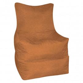 РЕЛАКС (ТРАНСФОРМЕР) велюр с тиснением горький коричневый 509
