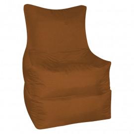 РЕЛАКС (ТРАНСФОРМЕР) велюр с текстурой коричневый ф-510