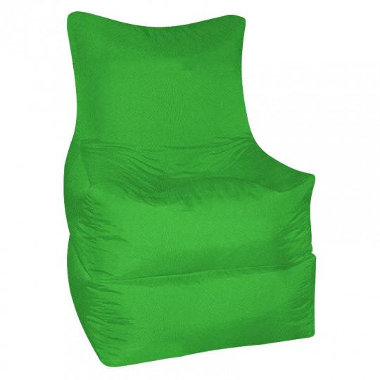 РЕЛАКС (ТРАНСФОРМЕР) велюр с текстурой зеленый ф-522