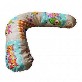 Подушка для беременных БУМЕРАНГ с наволочкой соня