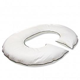 Подушка для беременных РОГАЛИК с наволочкой