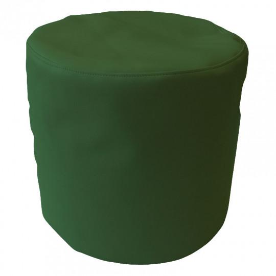 ЦИЛИНДР экокожа зеленый 412