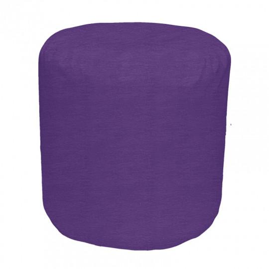 ЦИЛИНДР микровелюр фиолетовый 027