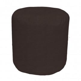 ЦИЛИНДР микровелюр коричневый 015