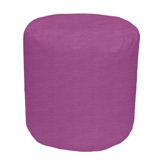 ЦИЛИНДР микровелюр розовый 025