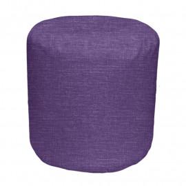 ЦИЛИНДР рогожка фиолетовый 1D