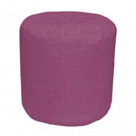 ЦИЛИНДР рогожка розовый 18D