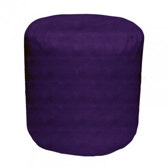 ЦИЛИНДР велюр бархатистый фиолетовый э-27
