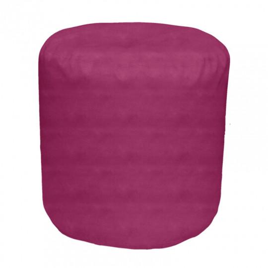 ЦИЛИНДР велюр бархатистый розовый  э-24