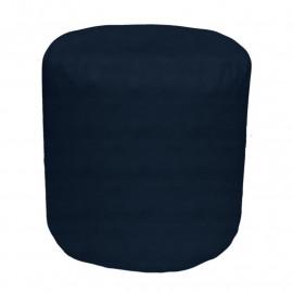 ЦИЛИНДР велюр бархатистый темно-синий э-34