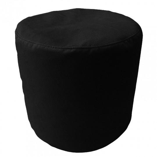 ЦИЛИНДР велюр с текстурой черный ф-018