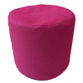 ЦИЛИНДР велюр с текстурой розовый ф-541