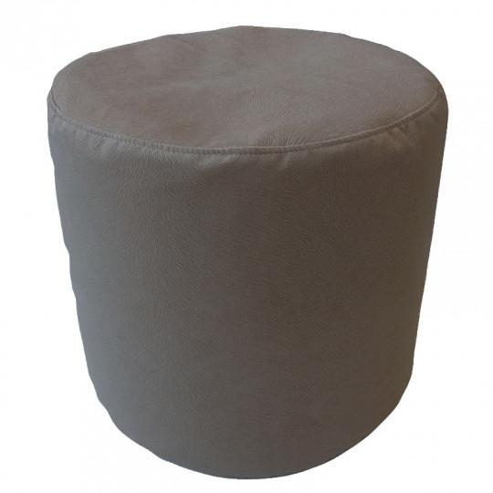 ЦИЛИНДР велюр с текстурой серый ф-017