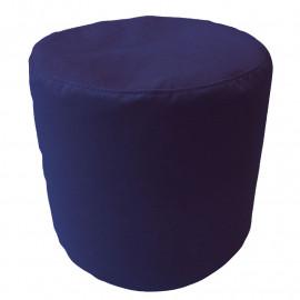 ЦИЛИНДР велюр с текстурой синий ф-564
