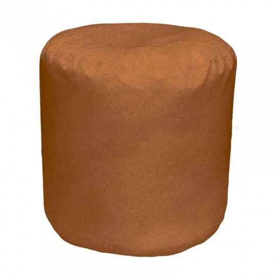ЦИЛИНДР велюр с тиснением коричневый 509