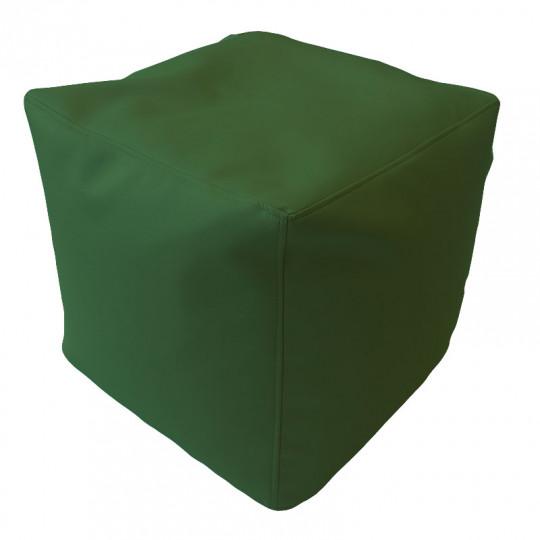 КУБ экокожа зеленый 412