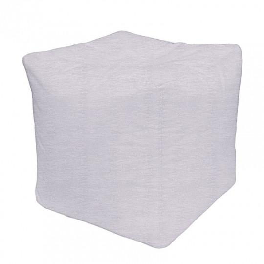 КУБ микровелюр белый 001