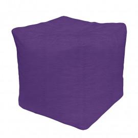 КУБ микровелюр фиолетовый 027