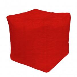 КУБ микровелюр красный 028