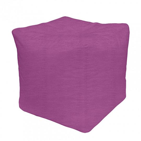 КУБ микровелюр розовый 025