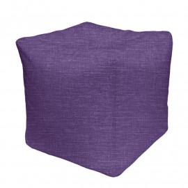 КУБ рогожка фиолетовый 1D