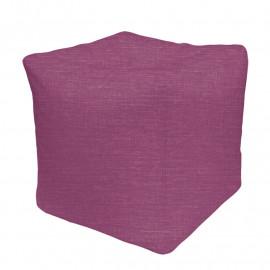 КУБ рогожка розовый 18D