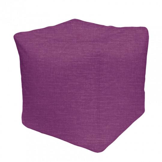 КУБ рогожка темно-розовый 17D
