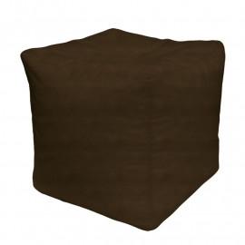 КУБ велюр бархатистый коричневый э-20