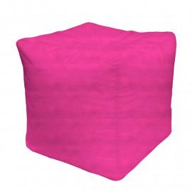 КУБ велюр бархатистый розовый b-03