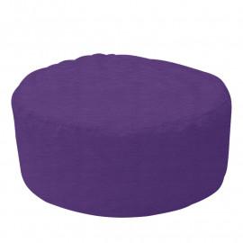 ШАЙБА микровелюр фиолетовый 027